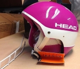 Head Youth SL pink + Chinguard 2015/16