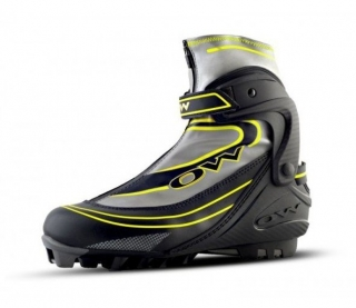 One way Tigara Skate Silver Yellow 2015