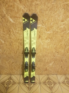 Fischer RC4 SPEED JR SLR 2 JR + FJ7 AC 2016/17