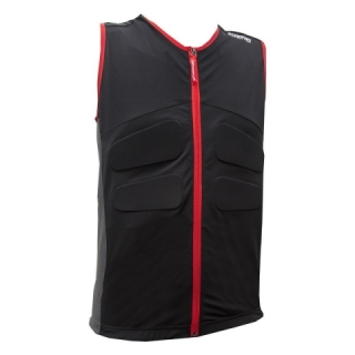 Marker BODY VEST MAP MEN BLACK/RED 2017/18