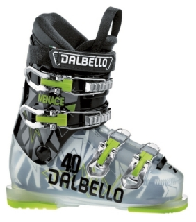 Dalbello Menace 4.0 JR  Trans/Black 2018/2019